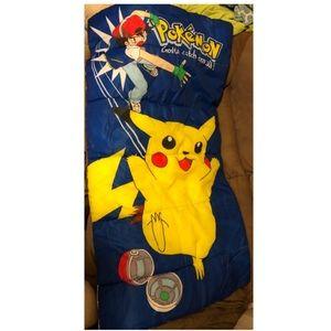 Pokemon Sleeping Bag